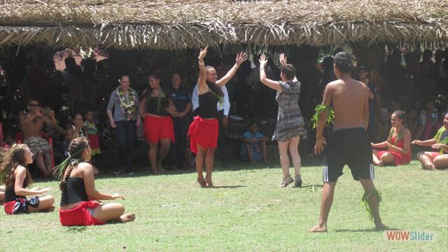 Danse des collégiens 2